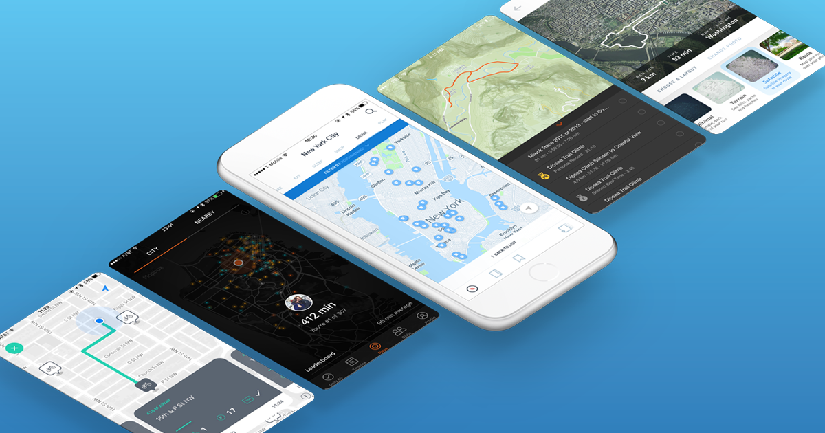 Maps SDK for Qt | Mapbox